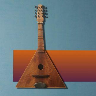 Balalaika Musikinstrument