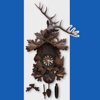 Kuckucksuhr Schwarzwald aus Holz