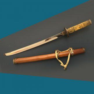 Samurai Dekoschwert mit Holzscheide